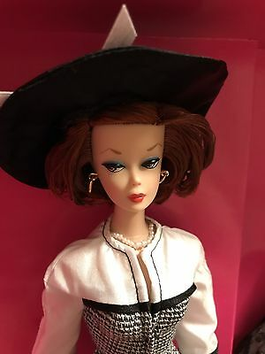 Barbie 2009 CONVENTION Then And NOW. Single Doll Mint
