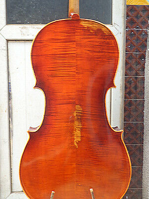 NEW 4/4 Size Cello full Hand made antique old style handcarved bright sound