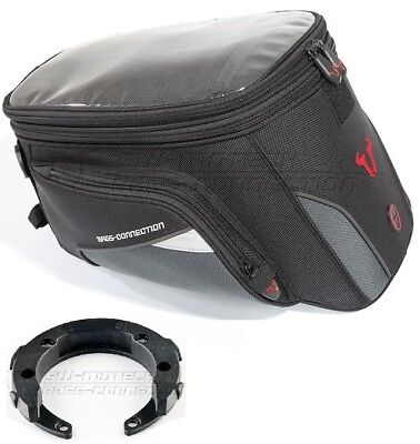 Ducati Monster 821 from Yr 14 Quick-Lock EVO Trial 22 L Motorcycle Tank Bag Set