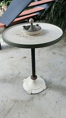 Art Deco Smokers Stand Table vintage retro