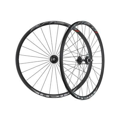 wheelset pistard wr tubular track black v17 MICHE Bicycle