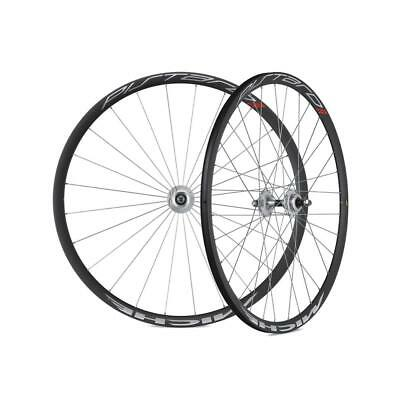 wheelset pistard wr tubular track black / sivler v17 MICHE Bicycle