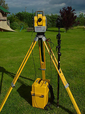 Robotic Totalstation Trimble 5603 DR 200+ mit TCU Controller