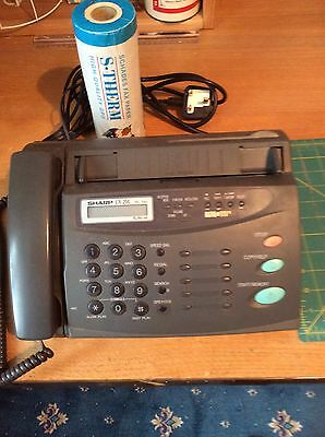 Sharp UX25B Telephone and Fax