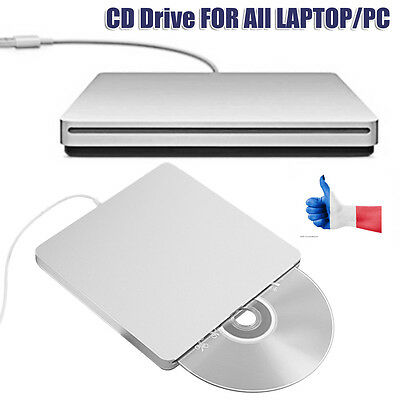 USB slot externe dans RW CD Drive Burning SuperDrive pour Apple MacBook Pro FR
