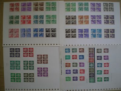 stamps collection germany