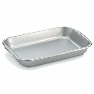 Vollrath 61250 4-3/4 Quart Stainless Steel Bake and Roast Pan