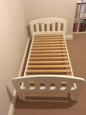 John Lewis Rachel Cotbed cot and toddler bed