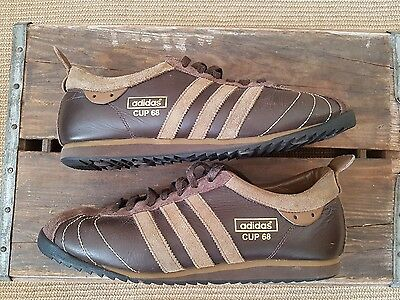 Adidas Cup 68 Trainers Size 9 Uk / 43 Eur 2007 Limited Edition