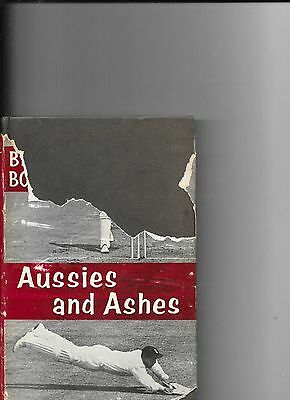 Bill Bowes  Aussies and Ashes 1961