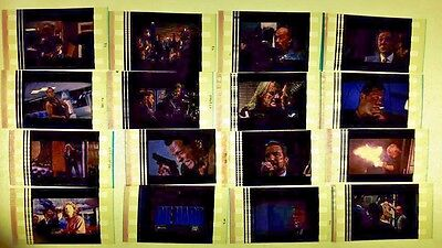 DIE HARD film cell lot of 12 - instant collection complements movie dvd poster