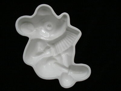 Rare Dutch Mickey Mouse 1930's Ceramique  pudding mold mould Maastricht