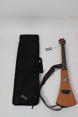 Martin Backpacker 25th Anniversary Edition Reise-/Travelgitarre mit Stahlsaiten