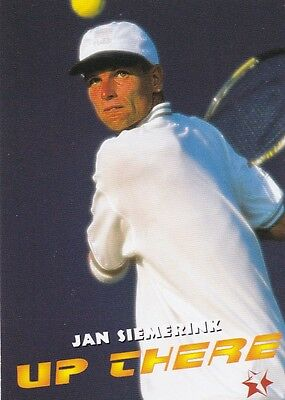 1997 Intrepid Tennis Trading Card #13 Jan Siemerink Netherlands