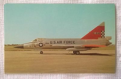 Vintage c.1970's US Air Force Airplane Photo Postcards Unused -Free US Shipping