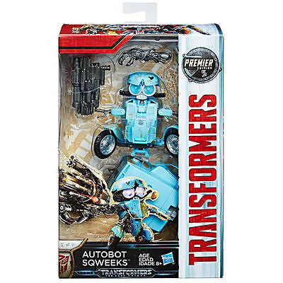 Transformers 5 The Last Knight - Deluxe Class Sqweeks - SALE!!! 30% OFF