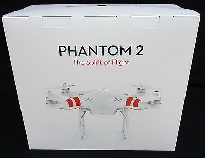 DJI Phantom 2 2.4G V2 Quadcopter UAV Drone H3-3D-Factory Sealed! FAST FREE SHIP!