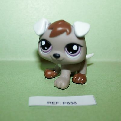 PETSHOP - Chiot - Littlest Pet Shop -  LPS (ref:636)