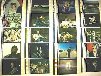 RAISING ARIZONA Lot of 12 MOVIE FILM CELLS compliments movie dvd poster