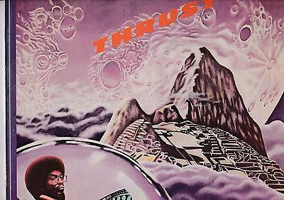 HERBIE HANCOCK: THRUST  Original vinyl LP 1st UK pressing