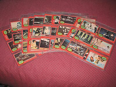 Star Wars Series.cat Value £198.1A=66A Full Set Of Very Good Sleeved Cards.topps