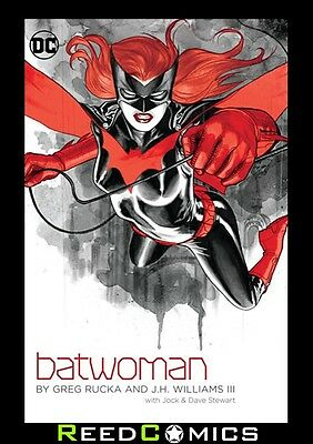 BATWOMAN BY GREG RUCKA AND JH WILLIAMS III GRAPHIC NOVEL New Paperback