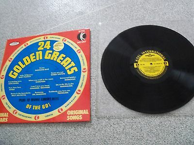 "24 Golden Greats 12"" Vinyl Album"
