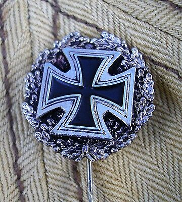 GERMAN BADGE iron cross pin