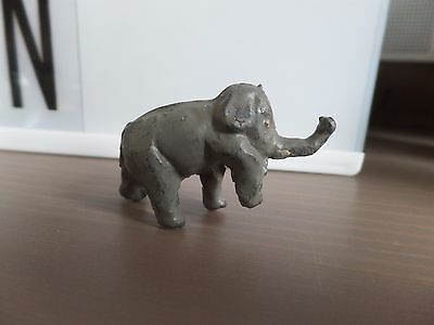 Pixyland Kew Pre War Lead Whipsnade Zoo Animals  RARE Baby Elephant Vintage