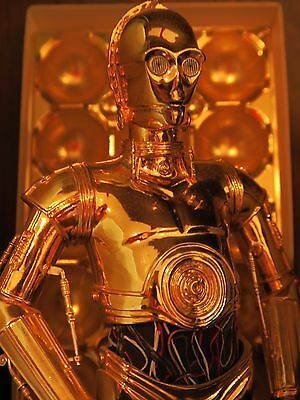 Star Wars C3PO Gentle Giant Mini Bust With COA and box