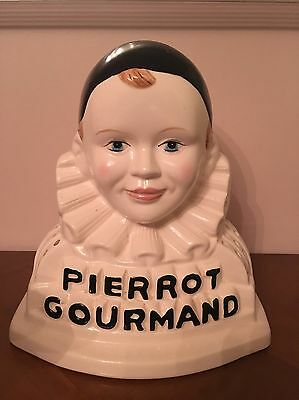 Buste Pierrot Gourmand Double Face