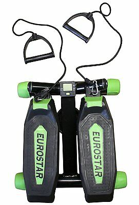 Twist Stepper with Ropes