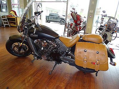 2015 Indian SCOUT  2015 iNDIAN SCOUT