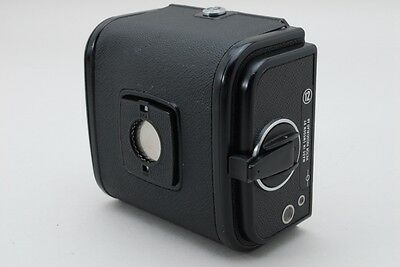 【EXC++++】Hasselblad A12 II BLACK FILM BACK From Japan 515
