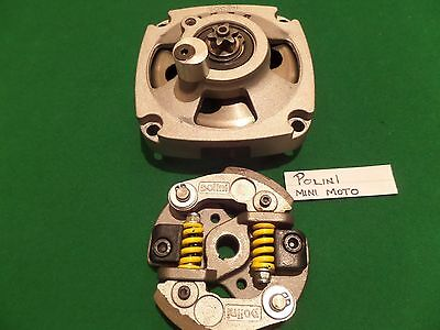 New Genuine Polini Mini Moto Clutch Mini Moto Fits Bzm, Bizeta, Iame, C.s Racing