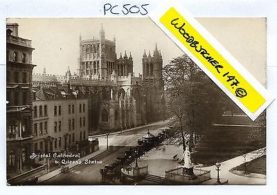 Bristol Cathedral. WYNN & SONS RP Postcard.  Unposted.  (PC505)