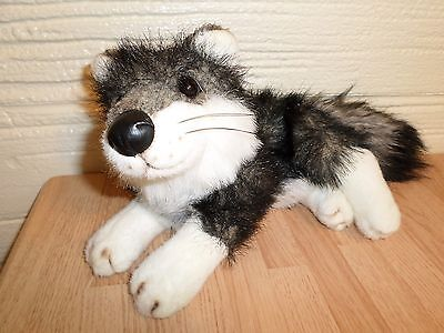 Ranger Gus & His Forest Friends Plush Willamina Wolf Talking Stuffed Animal 10""