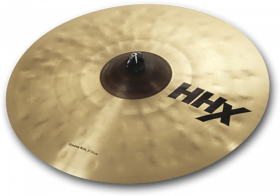 """Sabian HHX 21"""" Grove Ride Cymbal *New With 2 Year Warranty*"""