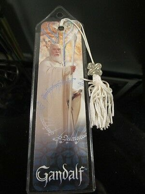 Lord of the Rings bookmark Gandalf