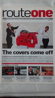 Route One issue 430 5 April 2012