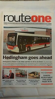 Route One issue 426 8 March 2012