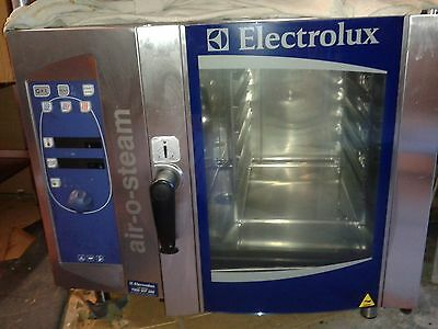 RRP $22k Convection Combi Oven ELECTROLUX air-o-steam electric Restaurant