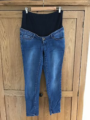 Blooming Marvellous Size 12R Over Bump Jeans