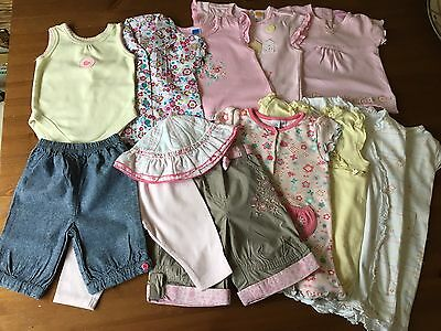 Baby Girls Bundle Next, Mothercare Etc Age 3-6 months
