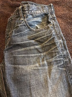 Mens 32/34 American Eagle Outfitters Jeans Slim Straight
