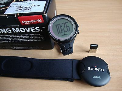 Suunto M5 Women's Sports Fitness / Exercise Watch