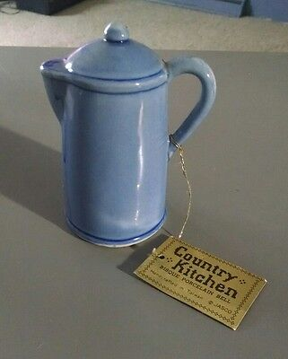 Country Kitchen Pitcher Bell