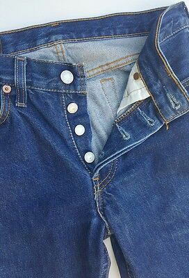 Vintage Mens Pre-Loved Levis Strauss 501 Jeans*size*w28*l33* Great Condition