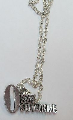 Ozzy Osbourne Sabbath Vintage Necklace Pendant New From Late 80's Heavy Metal