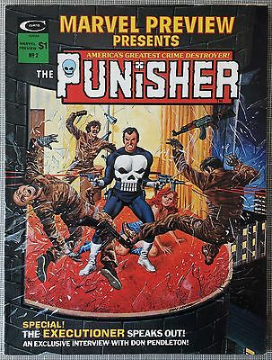 Marvel Preview VOL1 #2 Presents The Punisher 1st.Punisher Origin Dominic Fortune